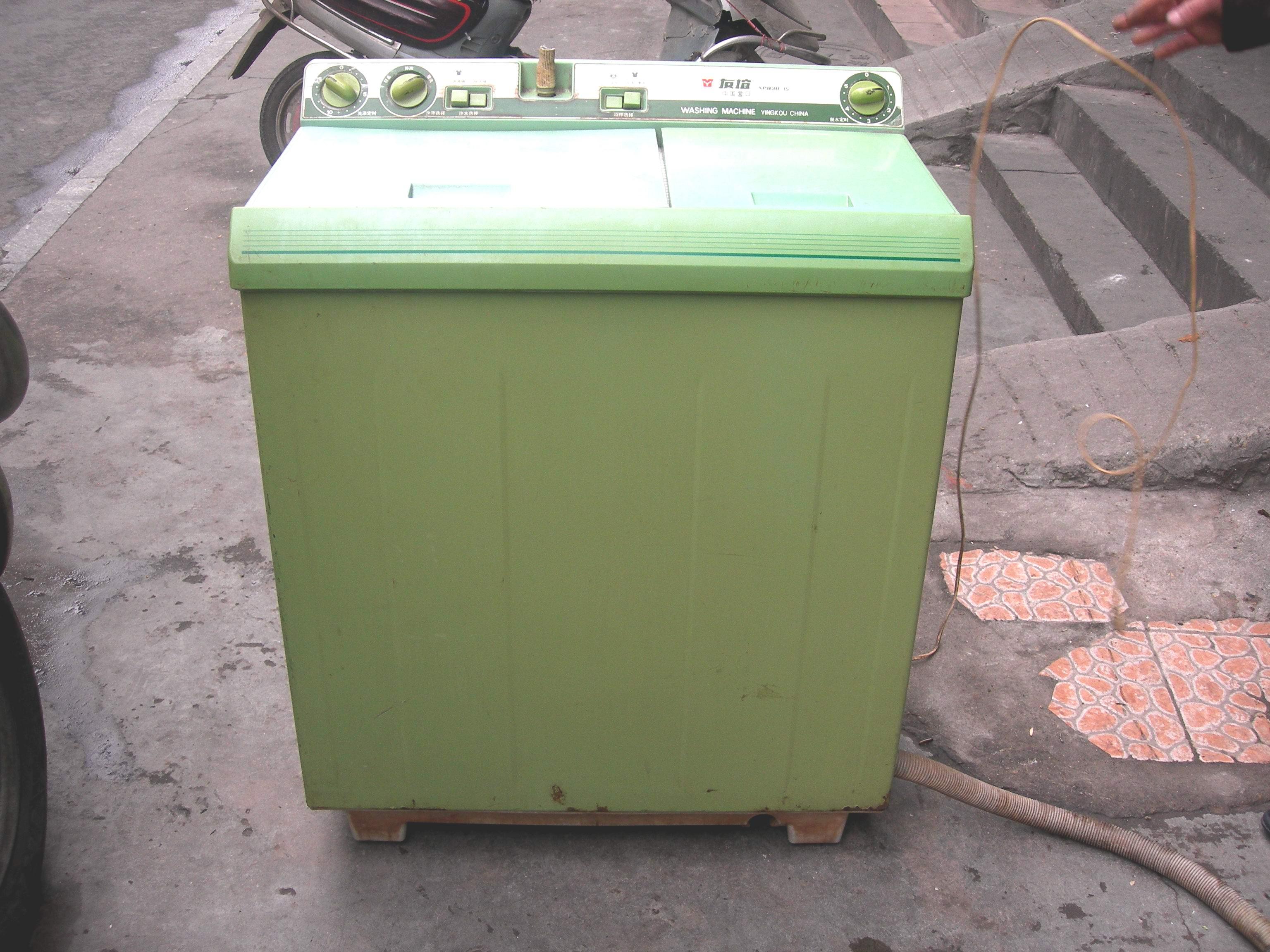 金玲全自动洗衣机528f电路图